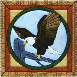 Eagle Quilt Magic Kit
