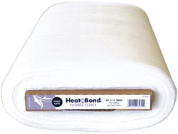 HeatnBond Extra High Loft Fleece Fusible White