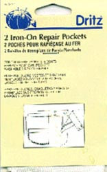 Mending Iron-On Pockets & Tape