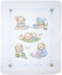 Cross Stitch Quilt Kits - Quilting-Warehouse : stamped cross stitch quilt kits - Adamdwight.com