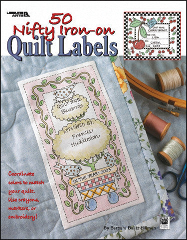 Quilt Labels - Quilting Labels - Quilting-Warehouse : iron on quilt labels - Adamdwight.com