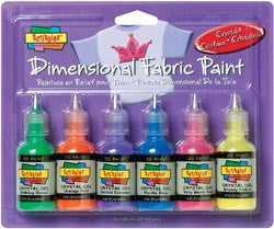 Dimensional Fabric Paint