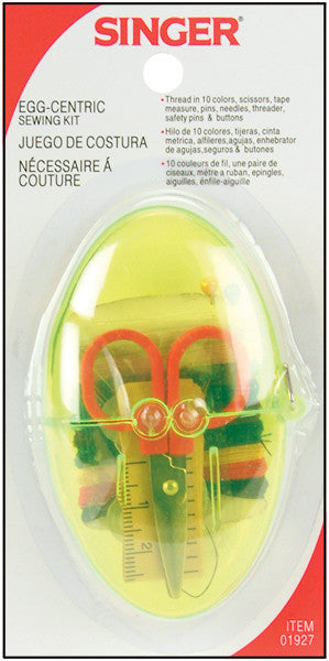 Egg-Centric Sewing Kit