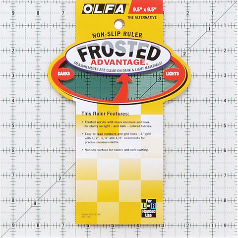 Olfa Quilt Rulers