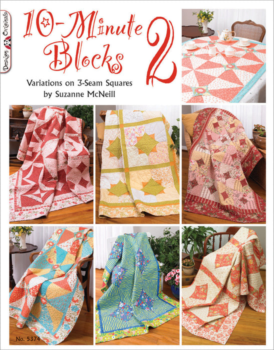 Design Originals 10 Minute Blocks 2