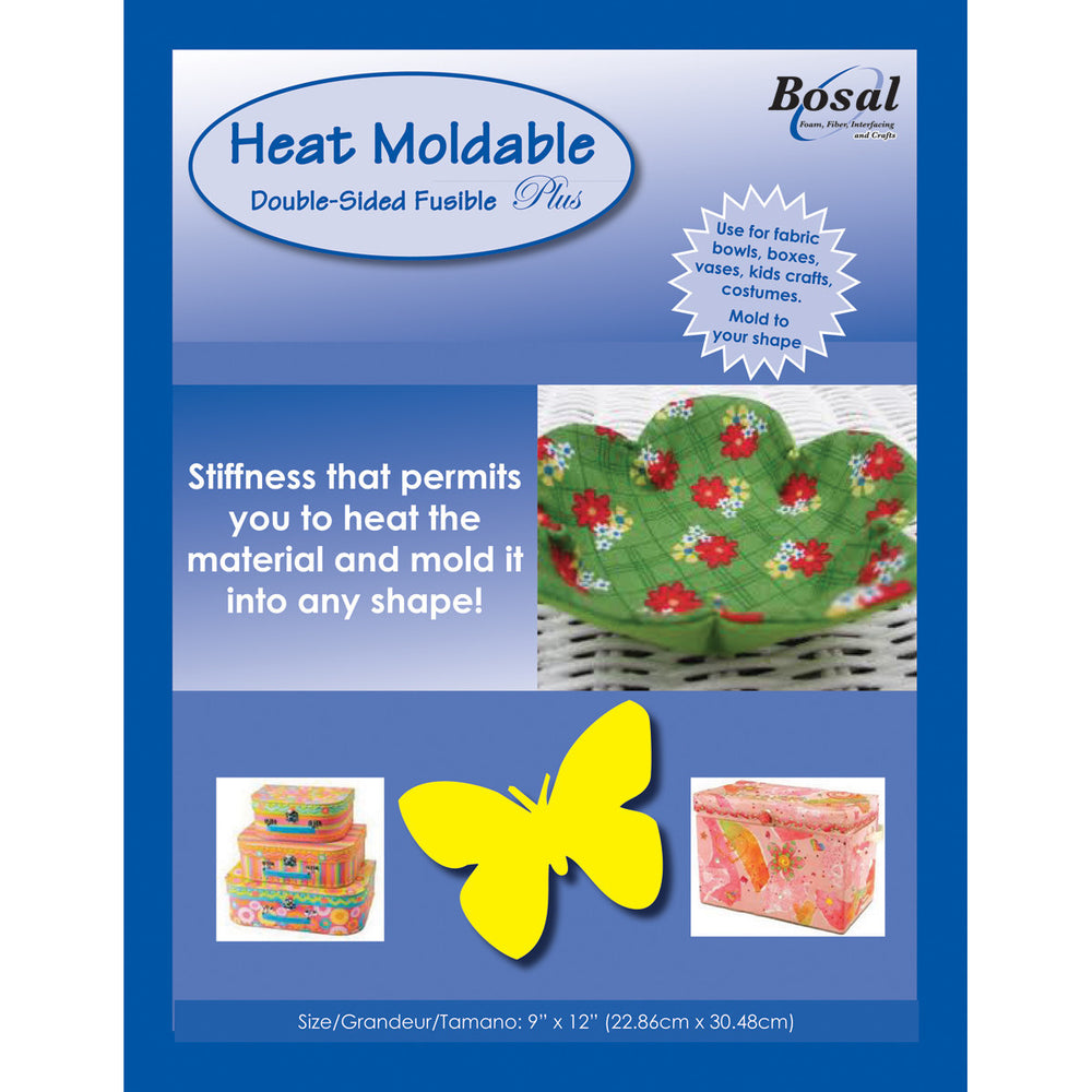 Heat Moldable Stabilizer
