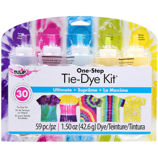 Tulip One-Step Large Tie Dye Kit Ultimate