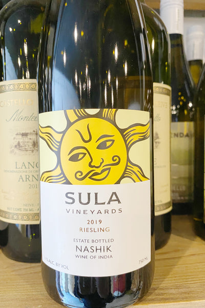 Sula Vineyards 2019 Riesling Estate Bottled Nashik