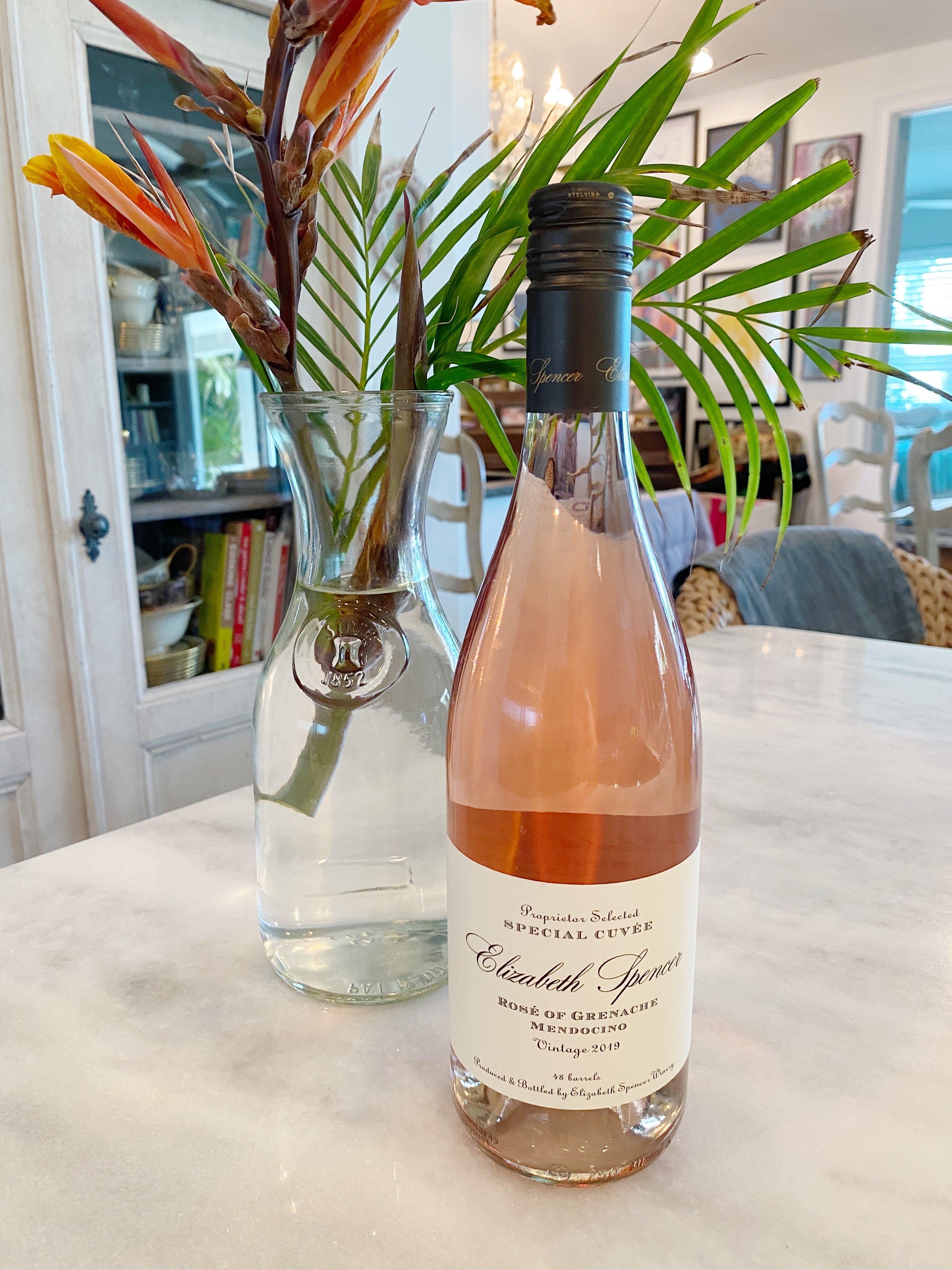 Elizabeth Spencer 2019 Rose of Grenache