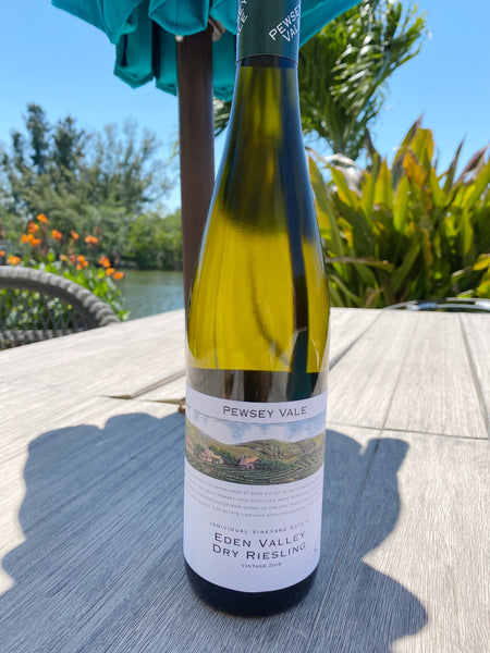 Pewsey Vale 2018 Edna Valley Riesling