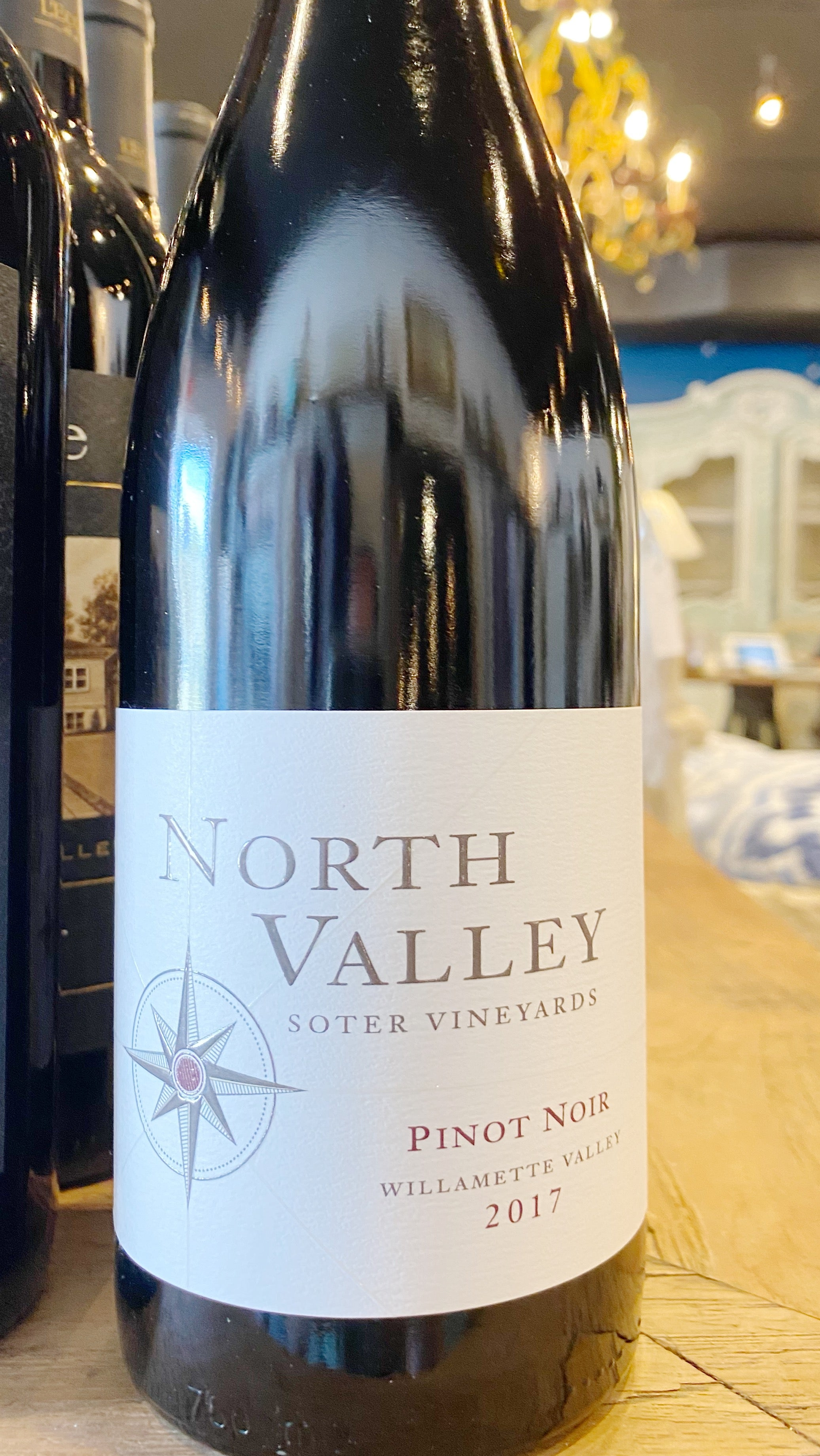 North Valley Vineyards 2017 Willamette Valley Pinot Noir