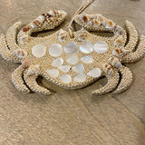 Crab/Fish & Shell Ornament