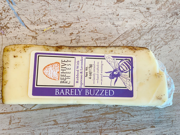 Beehive Cheese Barely Buzzed