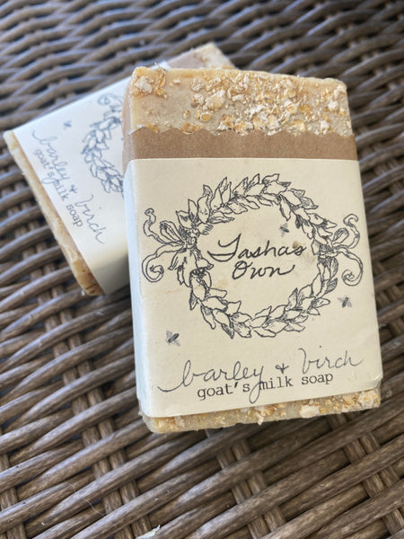 Barley & Birch Soap