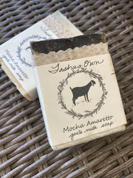 Mocha Amaretto Soap