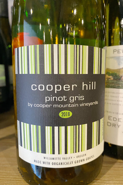 Cooper Hill 2019 Pinot Gris