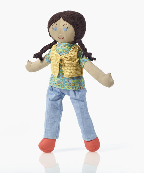 Pebble Rag Doll - Emily