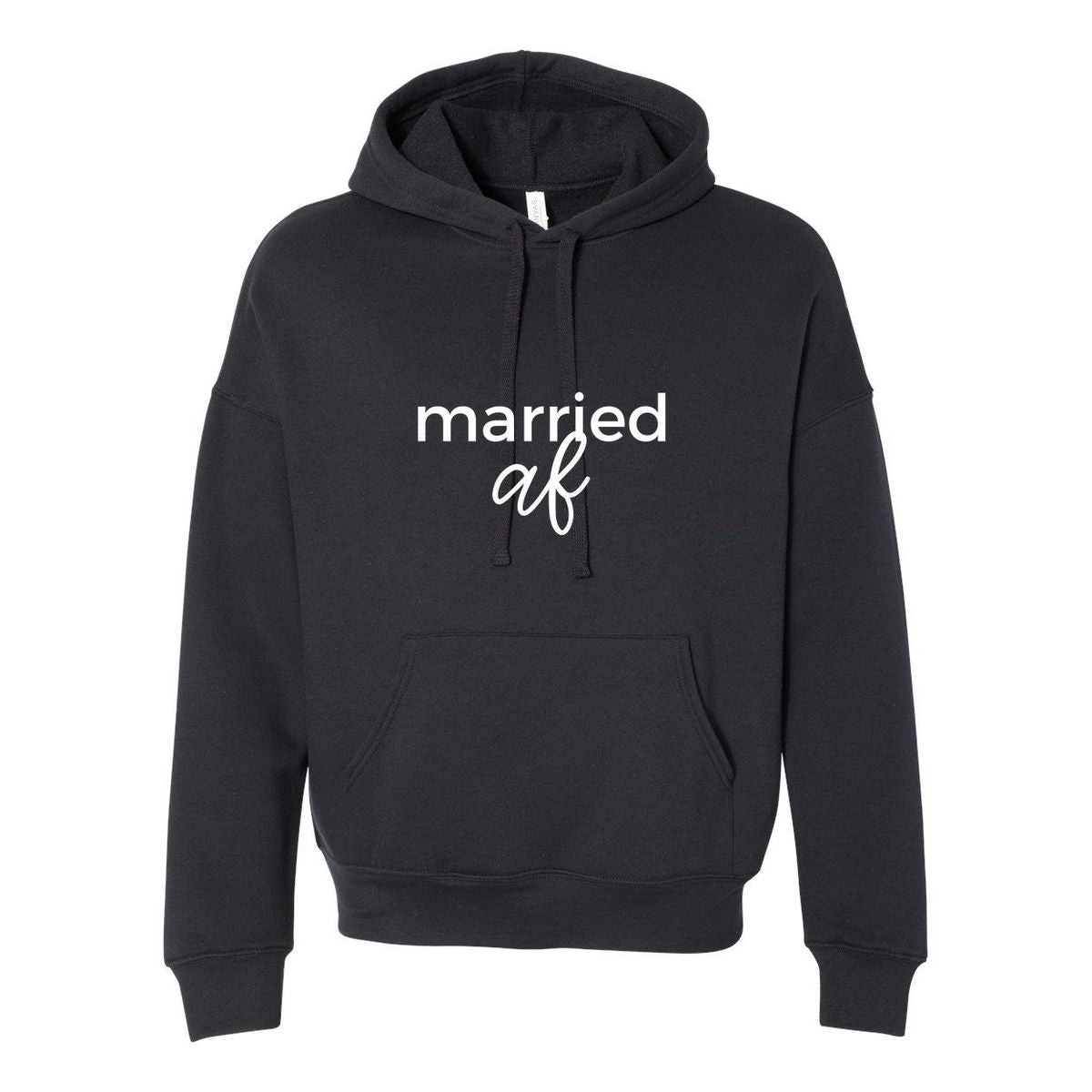 Married Af Unisex Hoodie Sweatshirt