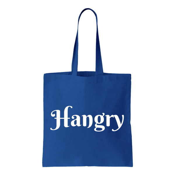 Hangry Canvas Tote