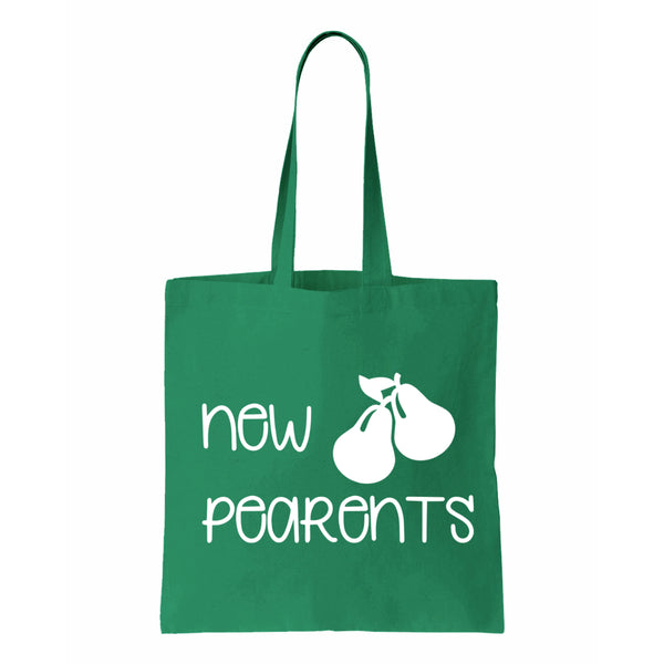New Pearants Canvas Tote