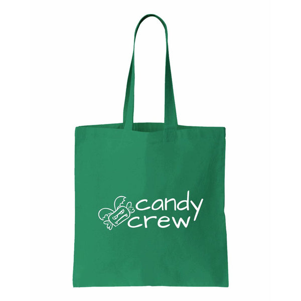 Candy Crew Canvas Tote