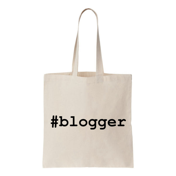 #blogger Canvas Tote