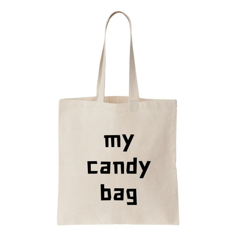 My Candy Bag Canvas Tote