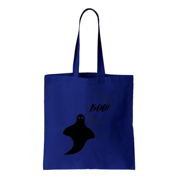 Ghost Boo! Canvas Tote