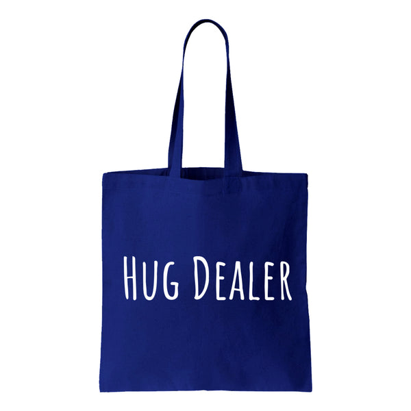 Hug Dealer Canvas Tote