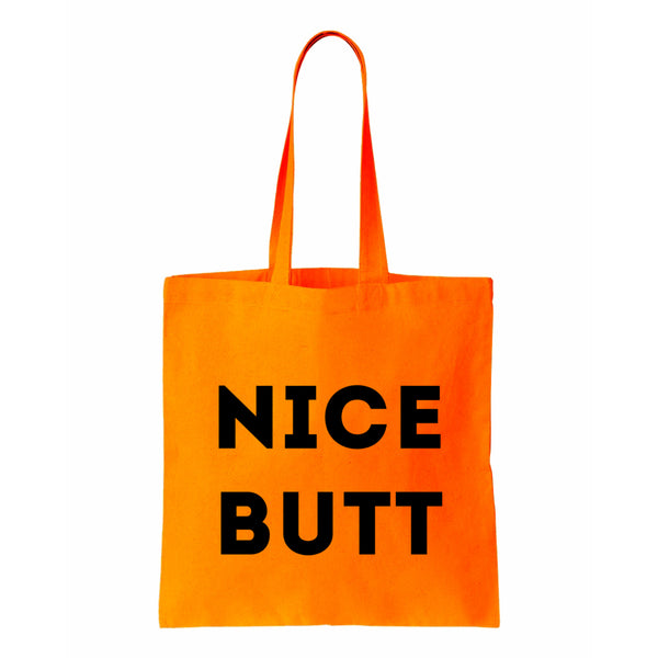 Nice Butt Canvas Tote