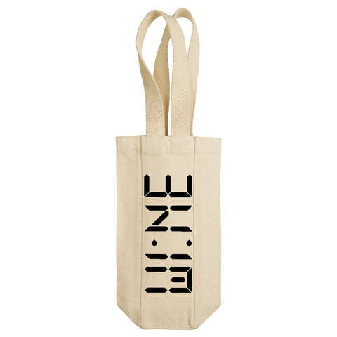 WI:NE Wine Tote with Handles