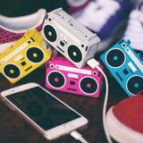 Boom Box Charger