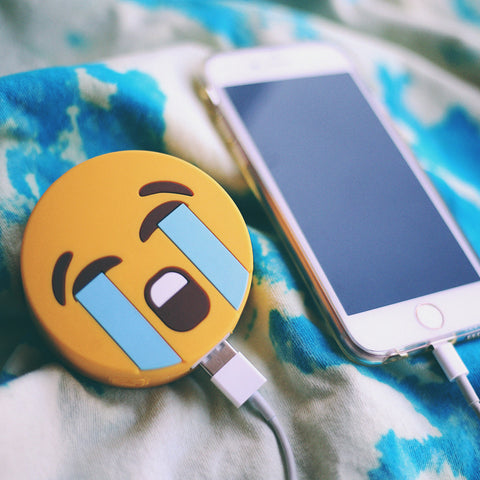 Smile Now Cry Later Charger