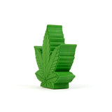 Green Crack - Green Weed Leaf Charger - Side