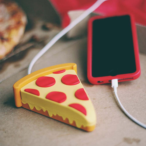 PIZZA CHARGER | PEPPERONI SLICE POWER BANK