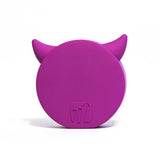 Purple Devil Portable USB Charger by WattzUp Power.  This emoji inspired Power Bank is the perfect gift for any teen that loves their iPhone, the internet or memes.