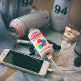 SPRAY CAN CHARGER | GRAFFITI POWER BANK