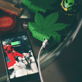 GREEN CRACK - WattzUp Power, Portable Charger, Power Bank