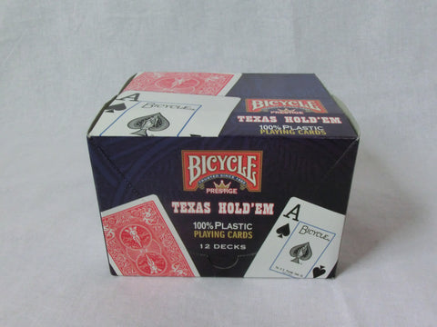 Bicycle Prestige Rider Back 100% Plastic