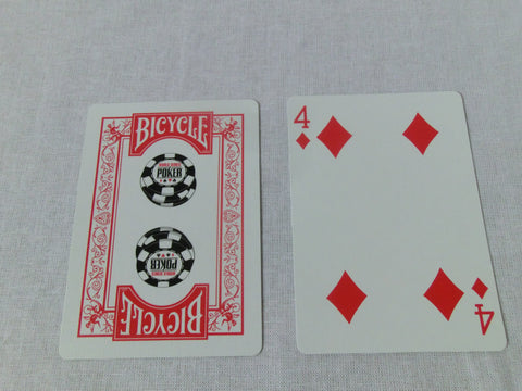 Bicycle <br>WSOP Deck