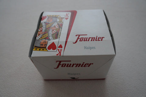 Fournier Nº 2818 Poker Size Jumbo index 2