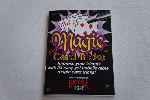 Magic Card Tricks <br>Bicycle<br>2 pakning