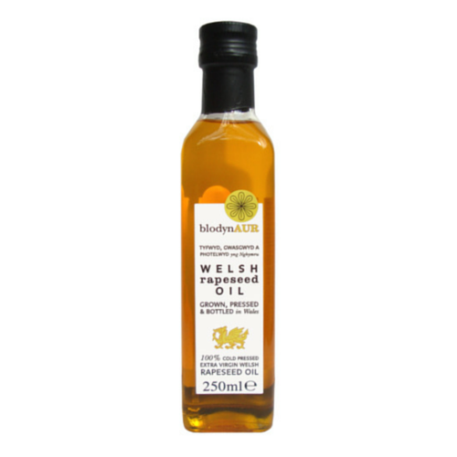 Blodyn Aur Welsh Rapeseed Oil 6x250ml