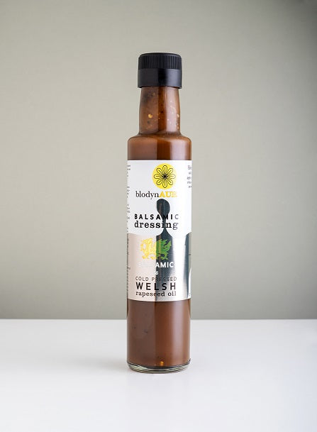 Blodyn Aur Balsamic Dressing 6x250ml
