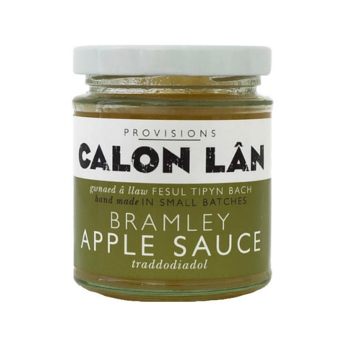 Calon Lân Bramley Apple Sauce 6x180g