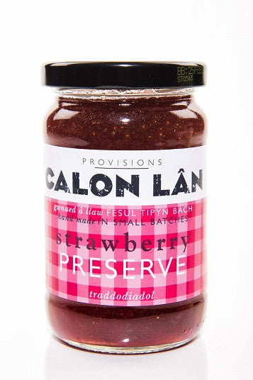 Calon Lân Strawberry Preserve 6x340g