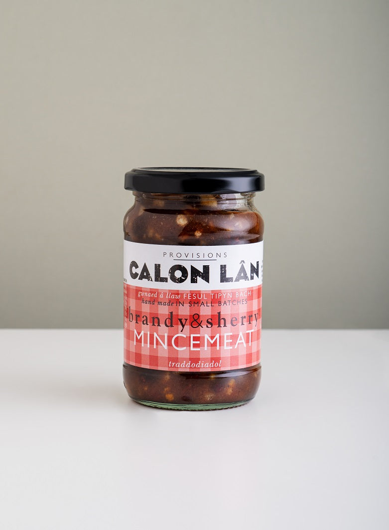 Calon Lân Brandy & Sherry Mincemeat 6x315g