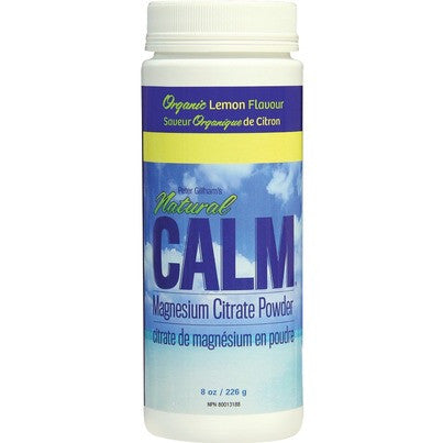 AWARD WINNING  Magnesium Citrate Powder Lemon Flavour  226g