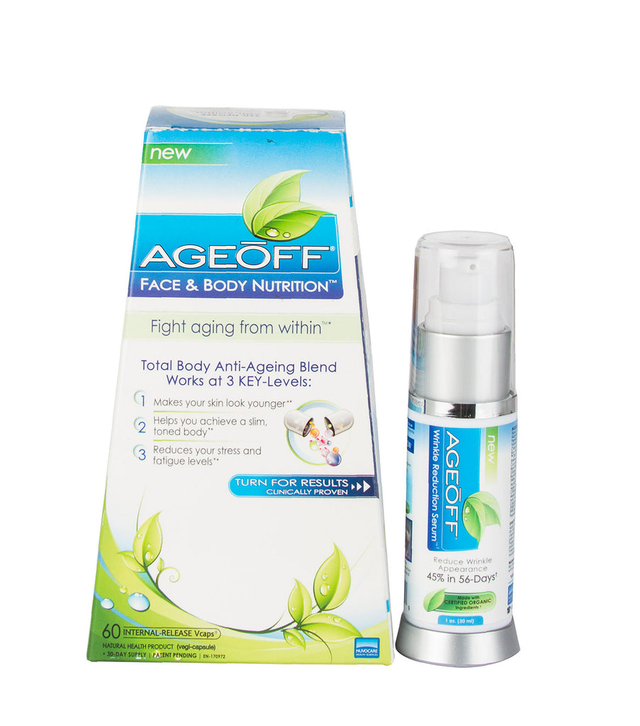 ANTI-AGING SYSTEM - 30 DAY SUPPLY