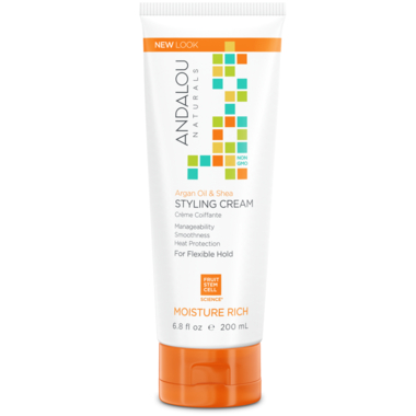 Andalou Naturals Sweet Orange Argan Styling Cream - 200ml